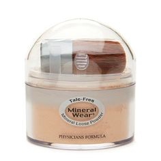 Physicians Formula Mineral Wear Talc-Free Mineral Loose Powder - Sand Beige - 0.49 oz * You can get additional details at the image link. (This is an Amazon affiliate link)
