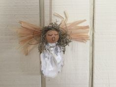 Oyster angel ornament $9.95 from CTOFSSI.com
