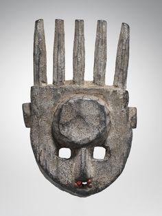 """Maske, """"ntomo"""" - 24 cm. Ethnie  Bamana"""