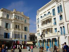 Tunis, Tunisia  Top 5 travel destinations for 2015 by National Geogrphic