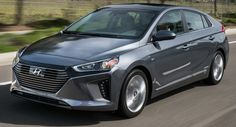 Hyundai's Prius-Rivaling Ioniq Reaches The US, Priced From $22,200