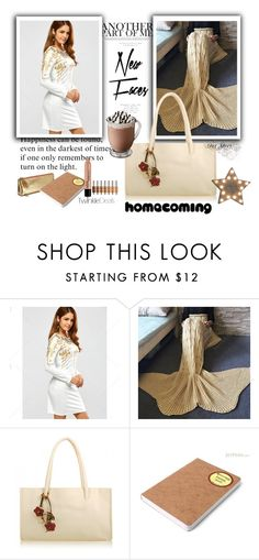 """""""Homecoming"""" by difen ❤ liked on Polyvore featuring Topshop"""