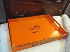birkin 25 price - Hermes Logo Tray Orange Hermes Replica Tray 20x14x2.5 ...