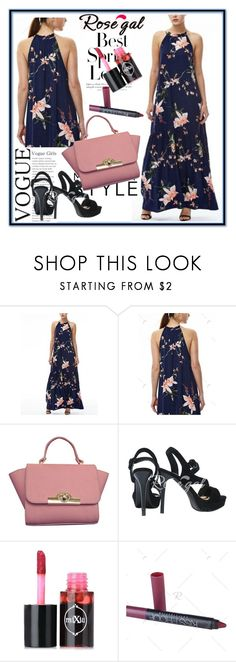 """Untitled #549"" by car69 ❤ liked on Polyvore featuring H&M, rosegal and fashionabl"