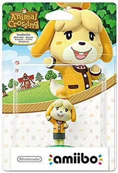 f8d91c889 Isabelle Amiibo (Animal Crossing) for Nintendo Wii U & 3DS Animal Crossing  Characters,