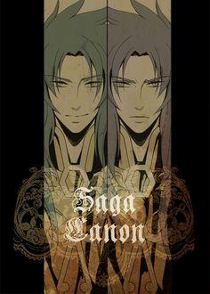 Gemini Kanon - Saga