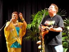 Melveen performs another favorite song with Kelly Boy Delima -- They both have that Country music flair -- at the Made in Hawai'i Festival at Blaisdell Center, August 18, 2012. Category Music License Standard YouTube License