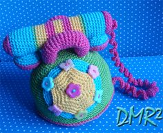 DMR²: RING, RING, TOCA O TELEFONE – CROCHET