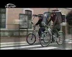 Droog fietsen met Veltop