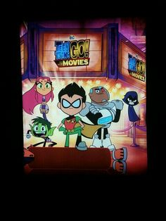 Teen Titans Go! To the Movies Teen Titans Go, Movies And Tv Shows, Movie Tv