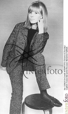 A pop star picks the pops: Marianne Faithfull.