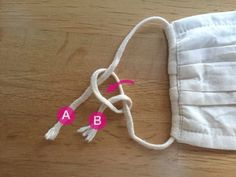 A soft cloth mask. 3 ways to say goodbye to disposables
