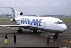 Boeing 727-221/Adv - Pan American World Airways
