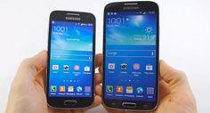 Samsung Galaxy S4 mini quick visual review