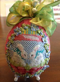Associated Talents Easter Egg.www.posneedlepoint.com⚓