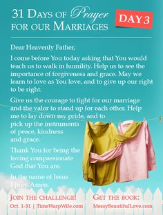 """Why Is it Hard to Apologize First? (Marriage Challenge – 31 Days of Prayer)  *Great thought that struck me... Eph 4:26 is more about forgiveness than """"fighting it out"""""""