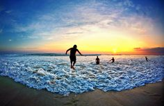 Santa Teresa Beach in Costa Rica