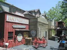 Fire In The Hole - Silver Dollar City