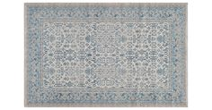 Designed with extraordinary detail and a versatile palette, this traditional rug…