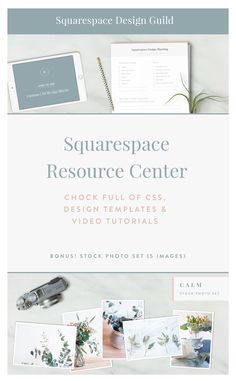 Squarespace Design Guild | Resources for Graphic Designers, Web Designers, Squarespace DIY, Squarespace Tips, Tricks, Tutorials, Plugins, CSS and More