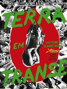 TERRA EM TRANSE-filme de Glauber Rocha