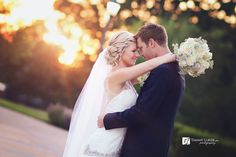 Bride and Groom / Tammy Luker Photography / The Dominion House
