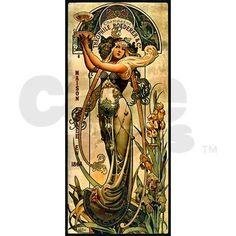 19th Century Space Goddess