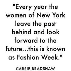 You don't know fashion until you have experienced fashion week #Inspiredbyyolandamarie #fashionweek #inanewyorkminute