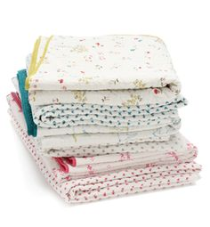 Darling baby quilts!