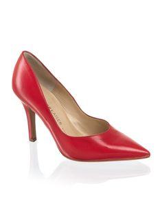test Peter Kaiser, Pumps, Stiletto Heels, Kitten Heels, Shoes, Fashion, Red, Women's, Moda