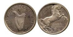 Irish Free State, Coin Design, Design Competitions, Coins, Personalized Items, Patterns, Beautiful, Modern, Coining