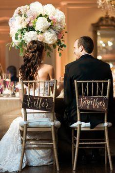 wedding reception idea; Nicole Berrett Photography