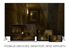 EGYPTIAN ADVENTURE GAME MIRRORS RECENT GREAT PYRAMID DISCOVERY