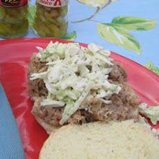 Slow Cooker Carolina BBQ Recipe