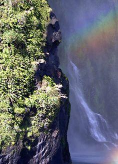 Waterfall Rainbow | ©Shek Graham (New Zealand)