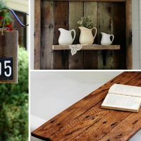 Check out our latest collection of DIY projects featuring 15 Eco-Friendly DIY Reclaimed Wood Craft Ideas For Your Home. Wood Ladder, Barn Wood, Refrigerator Cake, Wood Bathtub, Rustic Nightstand, Serving Tray Wood, Diy Bench, Wood Mirror, Vintage Diy