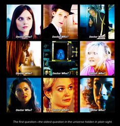 """i love it when rose says, """"doctor what?!"""" Hahaha like she dosnt care what show she's on"""
