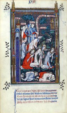 9 octobre - fête des saints Denys, 1er évêque de Paris, Rustique, prêtre, & Eleuthère, diacre.
