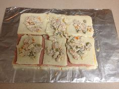 Sandwichon – Manuel's Latin Infused Cooking Sandwichon Recipe, Sandwich Cake, Sandwiches, Types Of Meat, Tasty, Yummy Food, Cream Cheese Icing, Sweet Desserts, Fruits And Vegetables