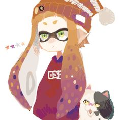 #splatoon #tumblr #nintendo #art #inkling