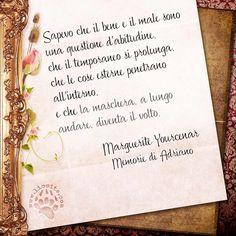 Marguerite Yourcenar - Sapevo che..