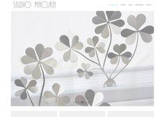 Studio Macura #webdesign #inspiration #UI