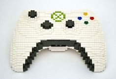 now all you need is to build a lego xbox360