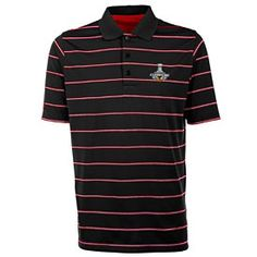 Get this Chicago Blackhawks 2015 Stanley Cup Champions Deluxe Polo at ChicagoTeamStore.com