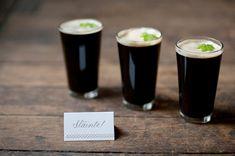 Irish Drinks. - Sláinte!