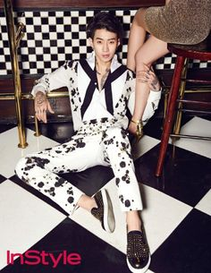 Jay Park is one stylish bachelor for 'InStyle' | http://www.allkpop.com/article/2015/05/jay-park-is-one-stylish-bachelor-for-instyle
