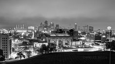 Union Station and Downtown KC