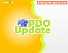 Update Statement is very common and used to update or edit existing records in database. PHP Simple Update using PDO in Bootstrap is a tutorial in which we will learn how to update data in database using PDO (PHP Data Objects) prepared statements while using Bootstrap CSS Framework.