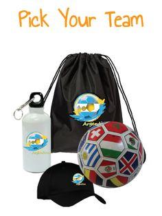 Football Fever Real Kix Bundle. The Up Shop · Bags 921af2764b671