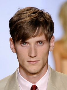 This is an easy way to look at the back and sides hair cut short and slender. The front and top is left long to create separation, texture and movement. Classy hairstyles for men which seem simple and trendy at length on top